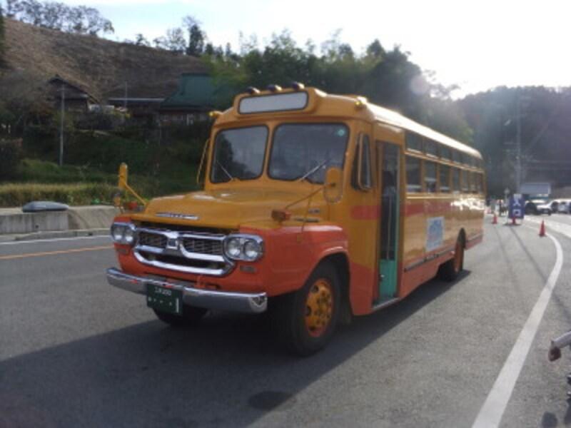 香嵐渓・小原四季桜バス