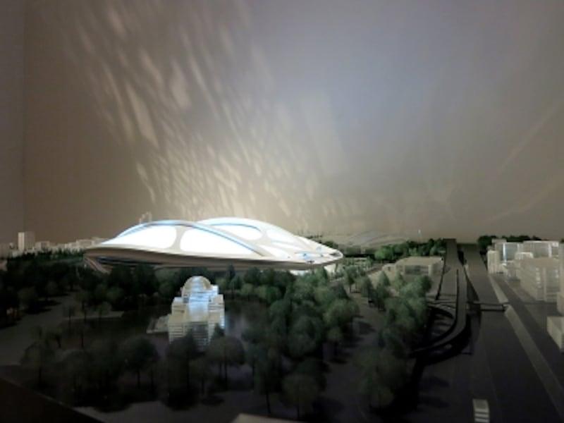 新国立競技場の画像