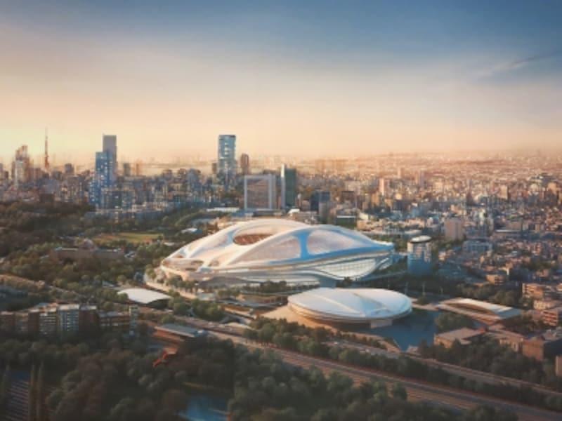新国立競技場の画像2undefined