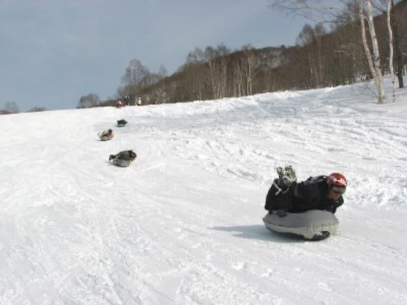 エアボード,ウィンタースポーツ,おすすめ,冬,雪,アクティビティ,ボード,冬スポーツ