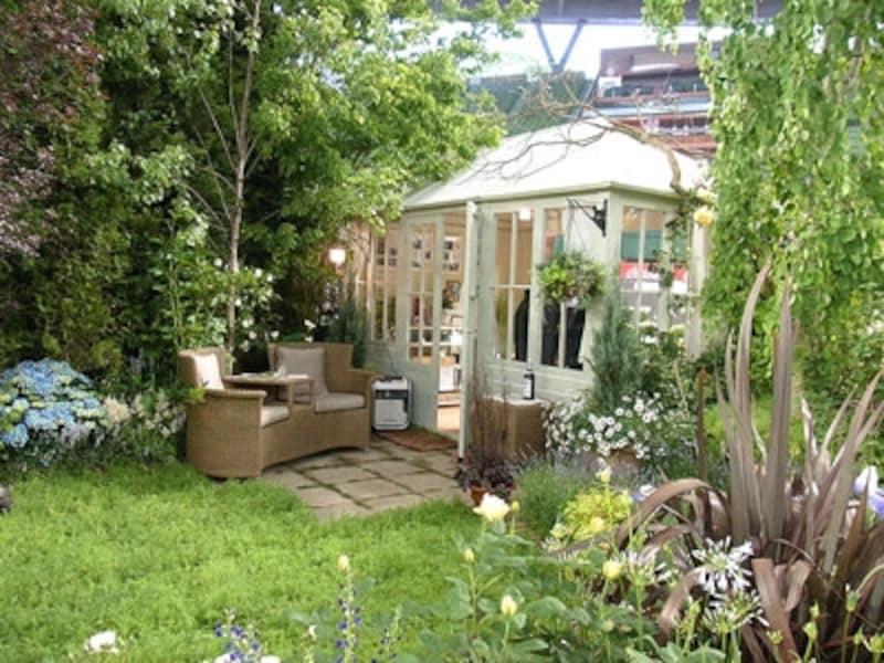 「リトリートガーデン~英国流癒しの庭~」