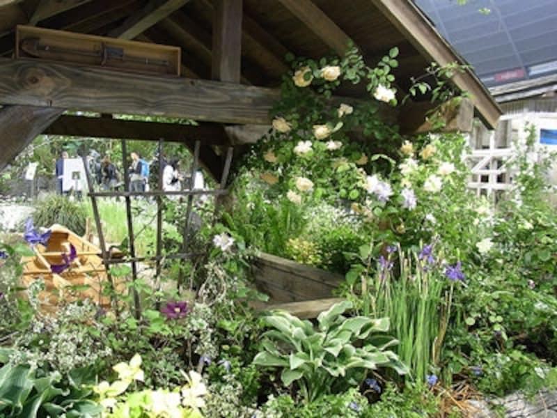 「丘の上のフラワーガーデン~ポターの夢見た花園」