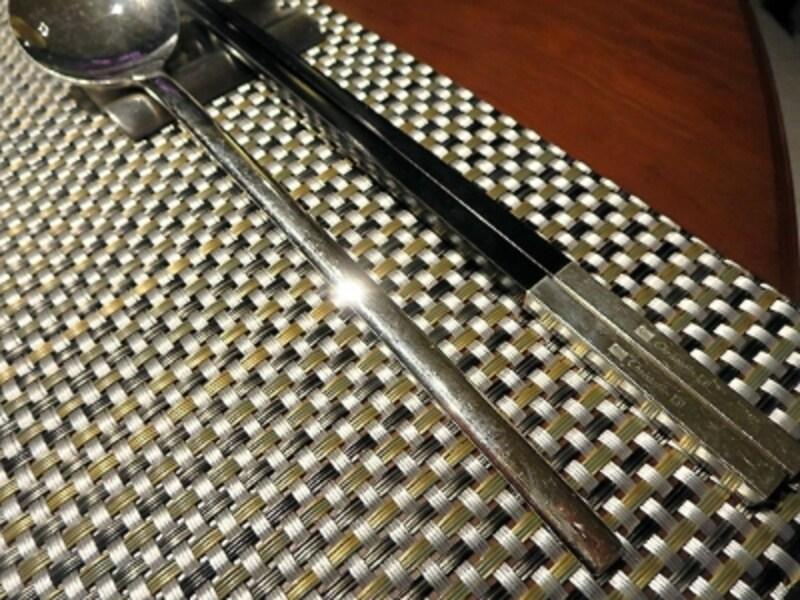 クリストフルの箸