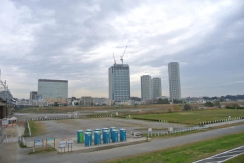 「二子玉川」駅周辺