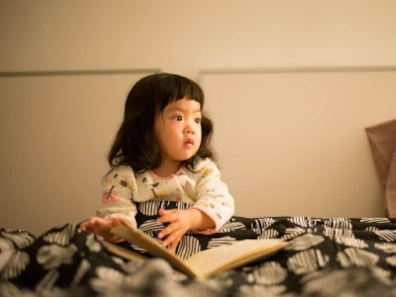 怖がりな子供が作られる原因と克服方法