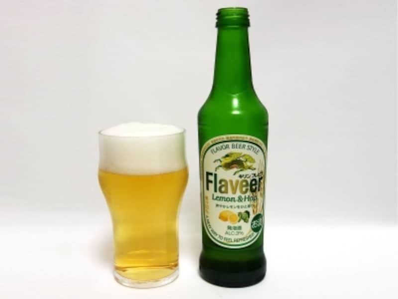 セブン&アイ限定キリンフレビアレモン&ホップ