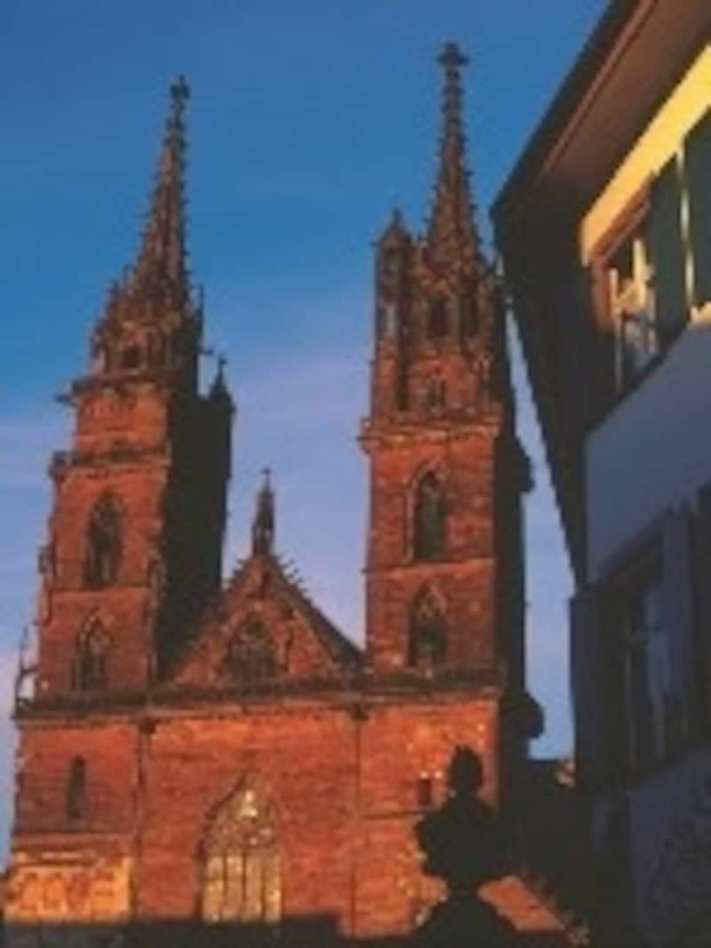 バーゼルの大聖堂