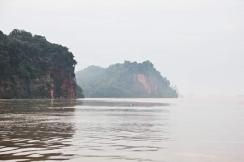 岷江、大渡河、青衣江