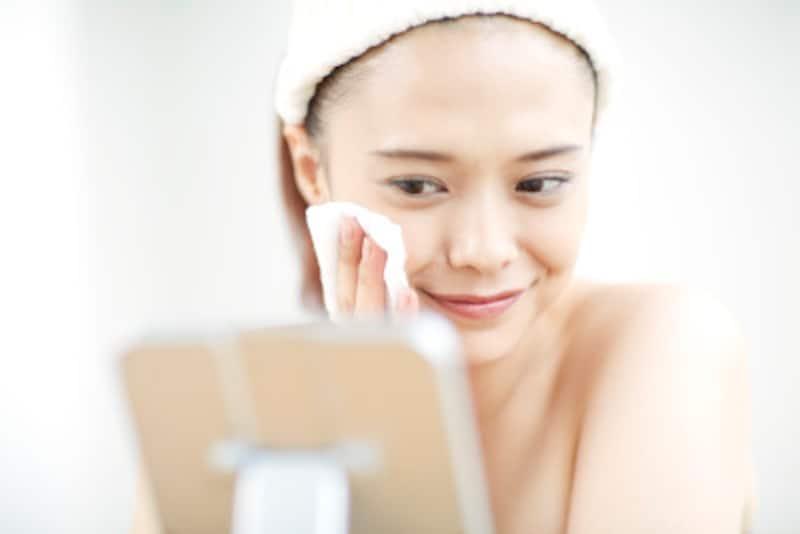 お化粧を落とすベストタイミングは?