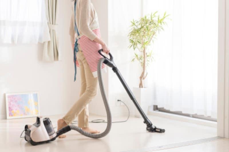 掃除がラクになる、掃除道具の収納方法をお教えします
