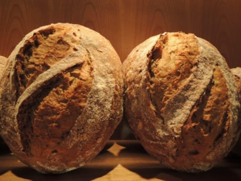 小麦の味を最大限に愉しむカンパーニュ
