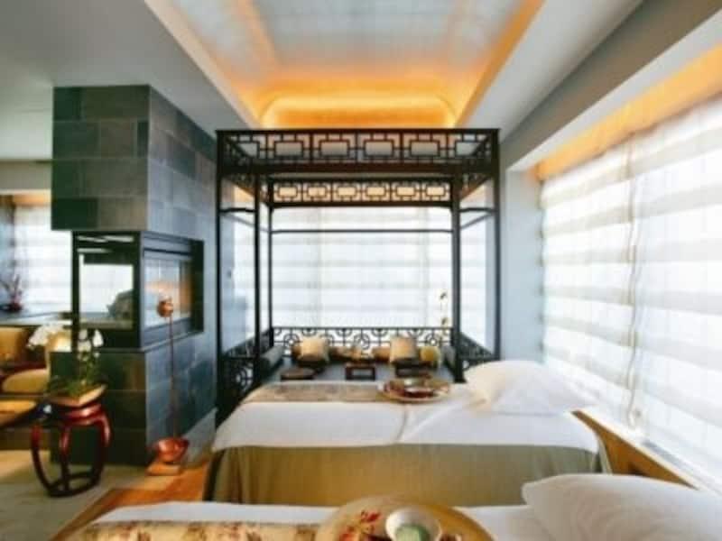 マンダリン・オリエンタルホテルのスパの根強い人気!写真:MandarinOriental