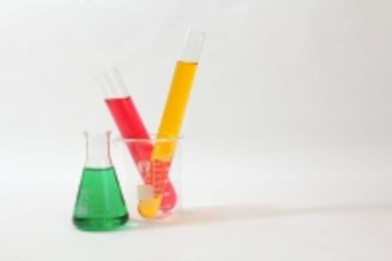 天然の化学成分に違いがあります