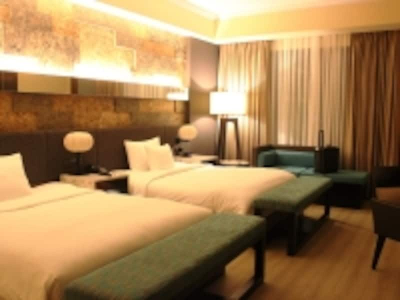 ザベルビューホテルボホール客室