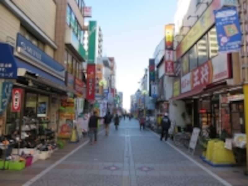 すきっぷ通り商店街