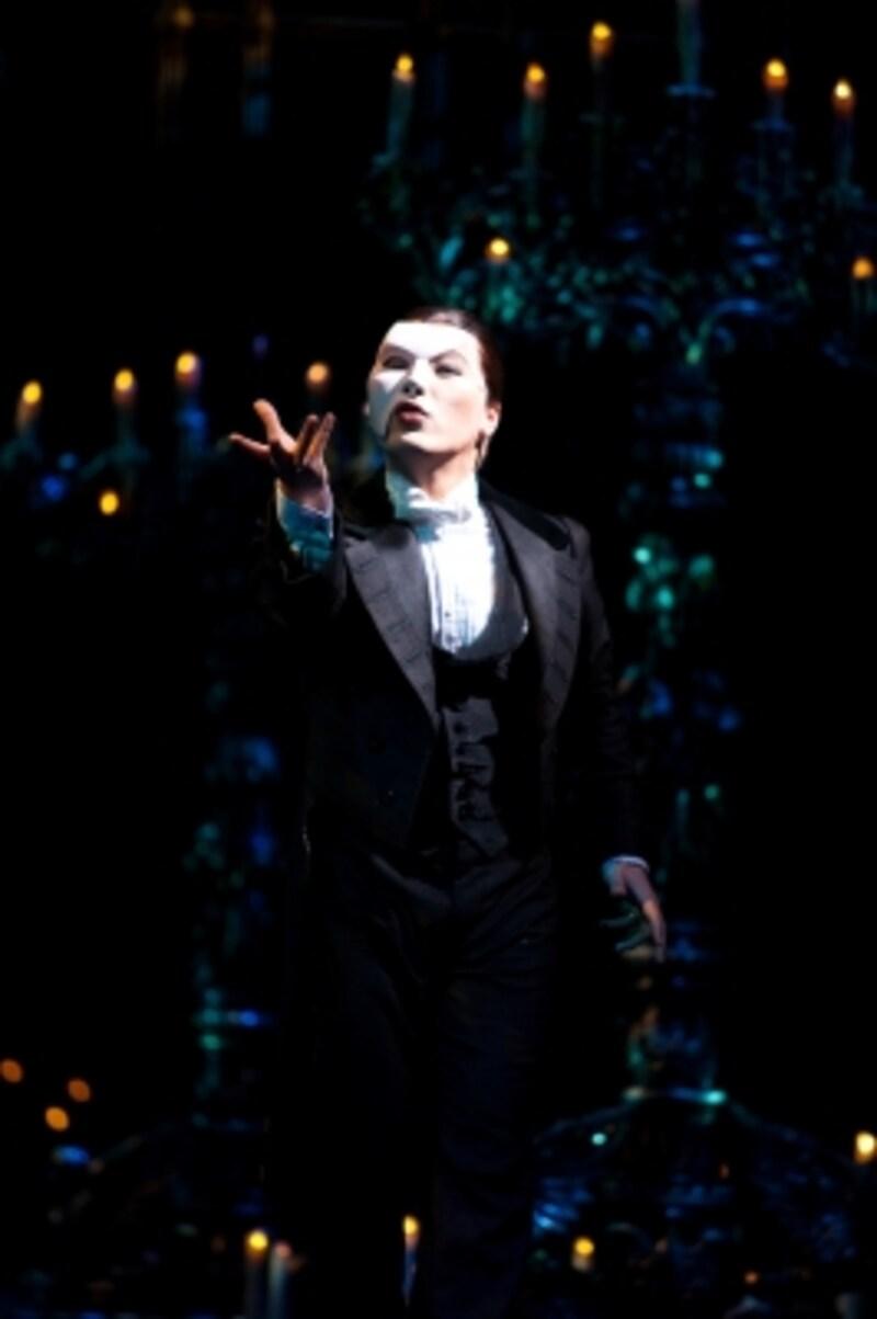 『オペラ座の怪人』(C)SeoulMusicalCompany
