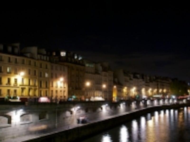 パリの夜景