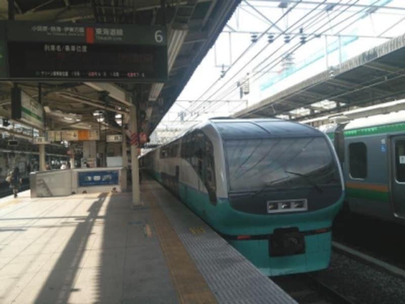 特急スーパービュー踊り子号