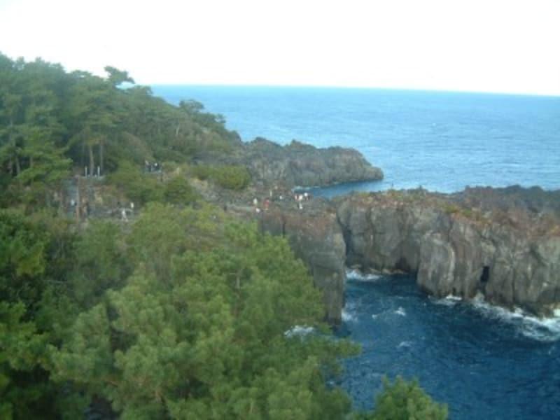門脇灯台からの眺め