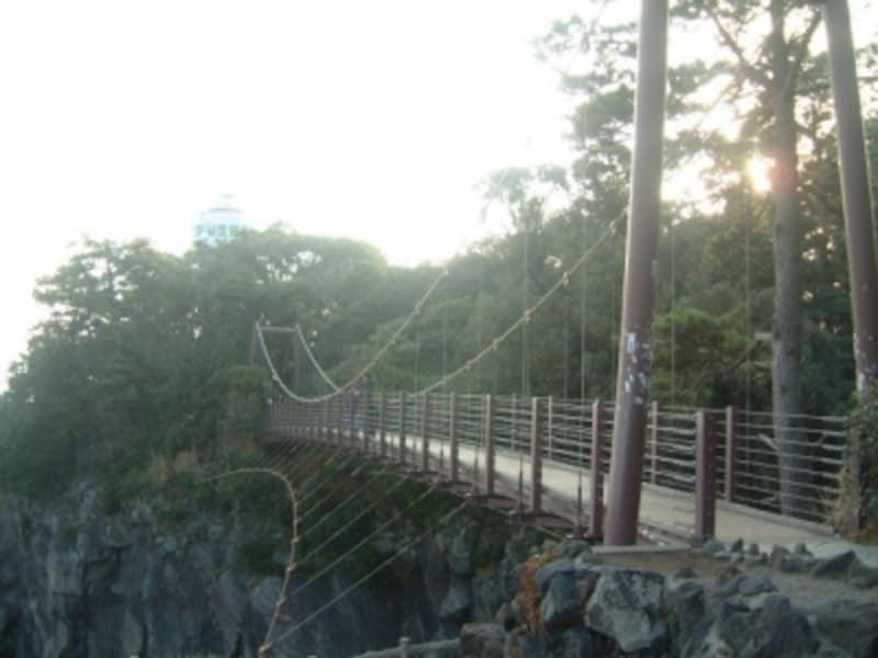 門脇吊橋(1)