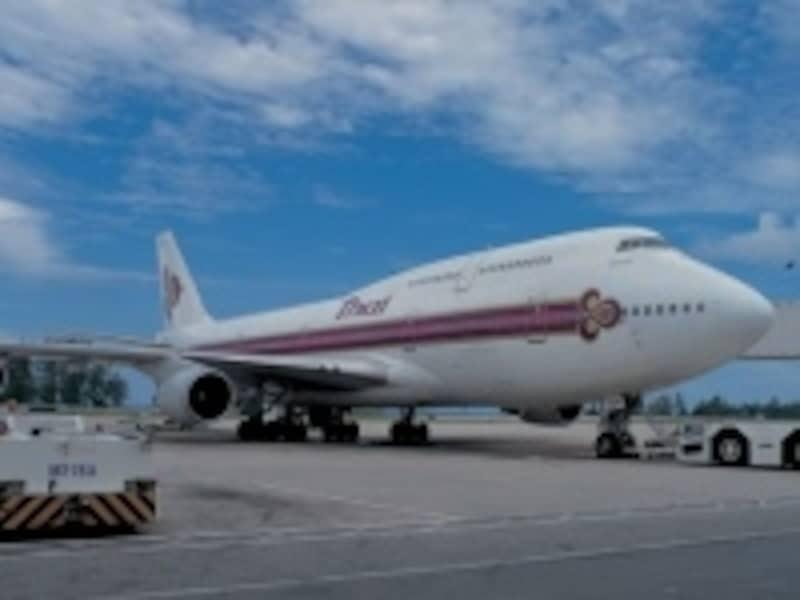 早く予約すれば他の航空会社に比べてお得な価格で航空券を購入することもできるタイ国際航空