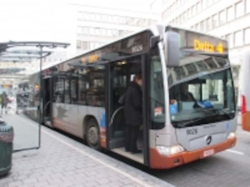 バスは路線が複雑で分かりにくい