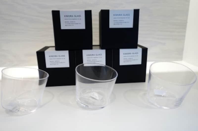 木村硝子のロックグラス