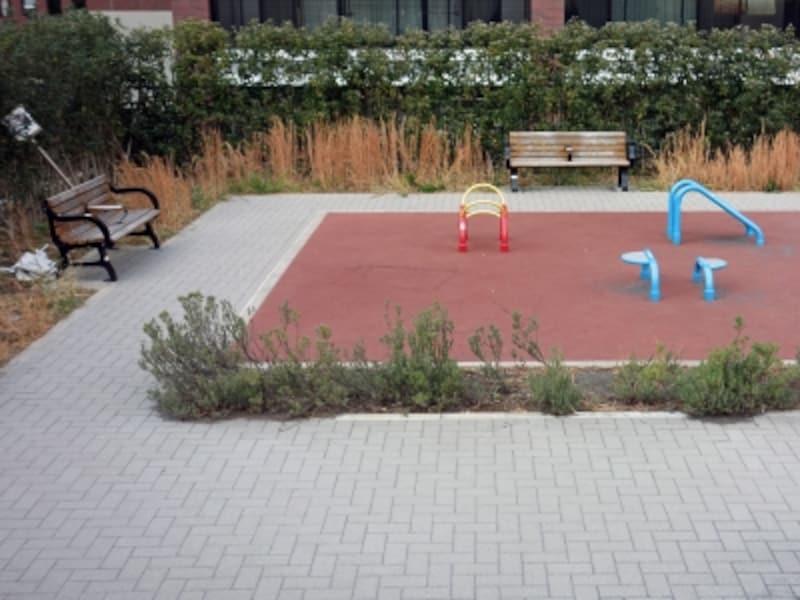 マンションの提供公園