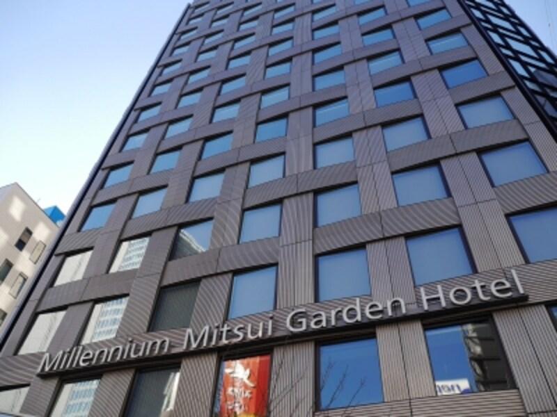 ミレニアム三井ガーデンホテル東京undefined外観