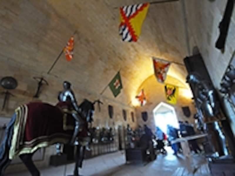 アルカサルの砲兵学校博物館