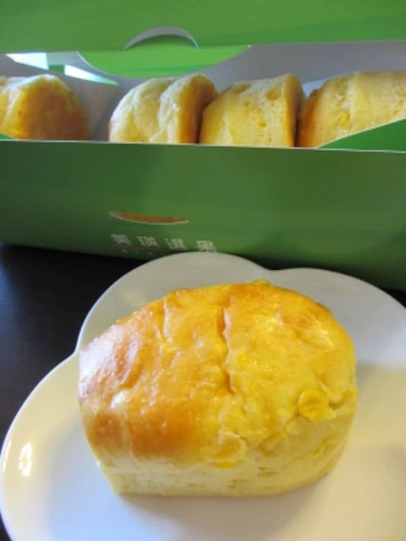 びえいのコーンパン