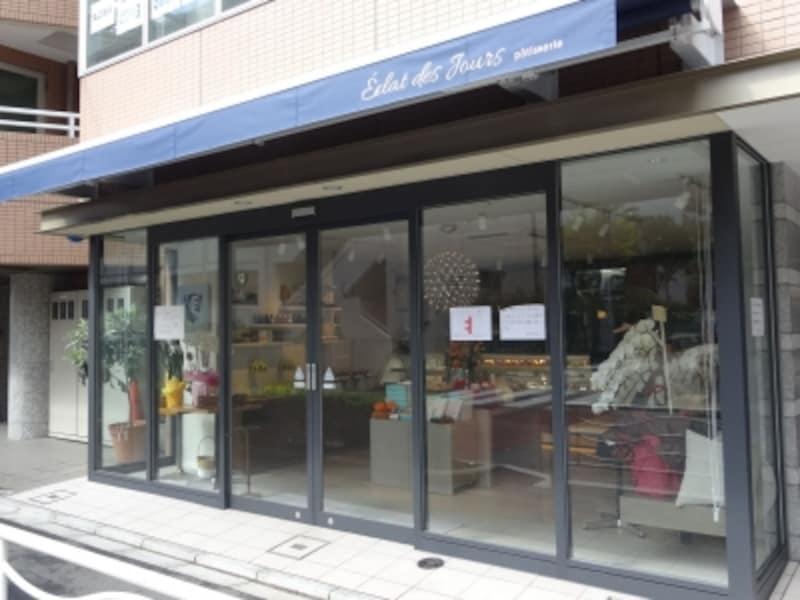 「エクラデジュール」の店舗外観