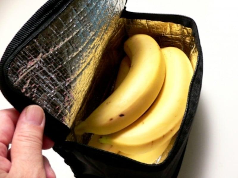 バナナが長持ちする保存法