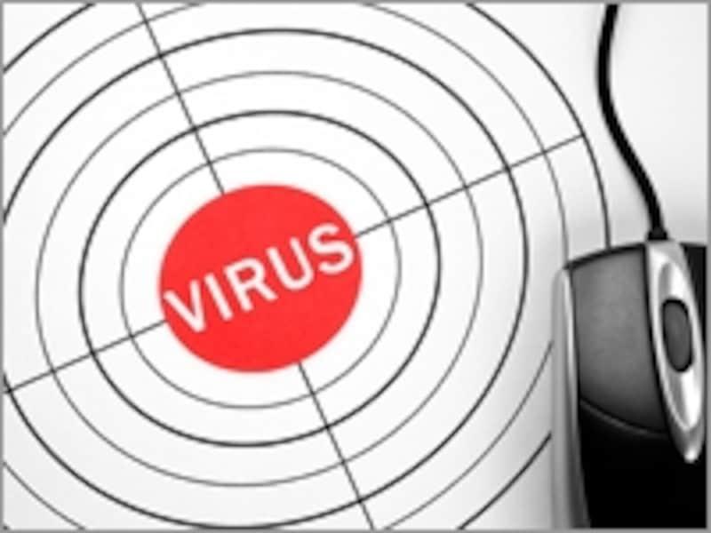 ウイルス対策のイメージ画像