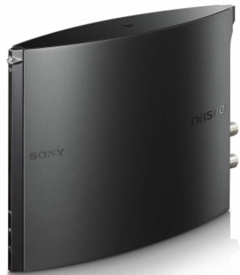 nasneはスマホ、タブレット、PS3/PS4、パソコンなどにテレビの映像を送れる機器です。