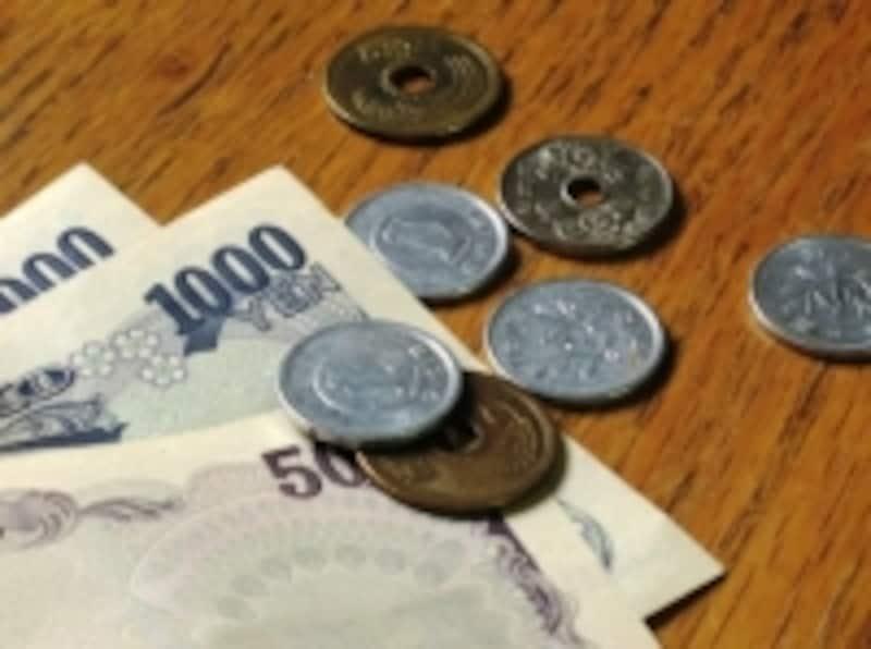 お金イメージ写真