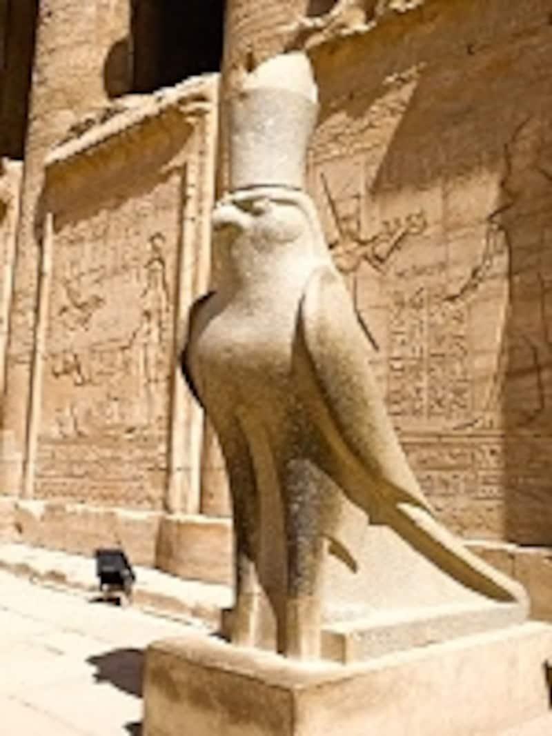 キフィについての処方が残されていた、エドフ神殿