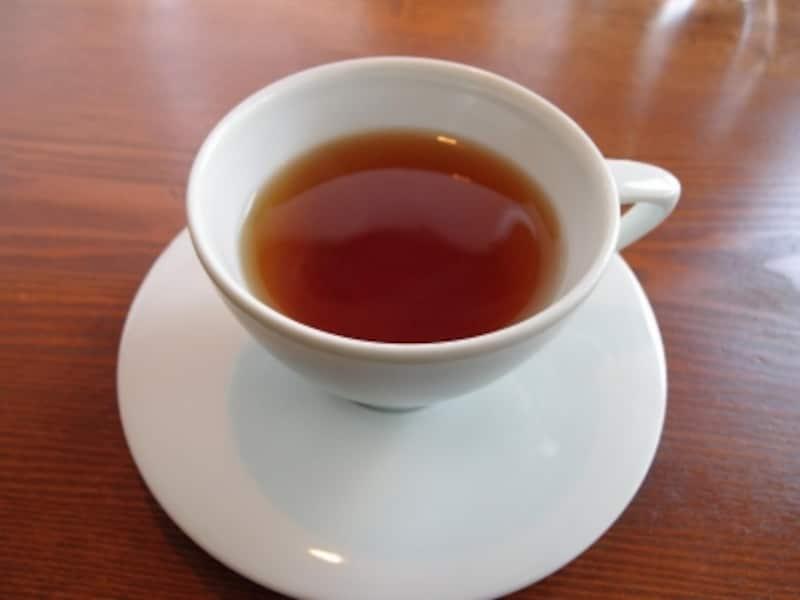 奈良産の紅茶