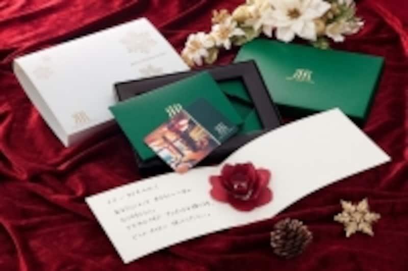 リーガロイヤルホテルの「RIHGAPRIMEGIFT」はケースに入れて贈ることができる