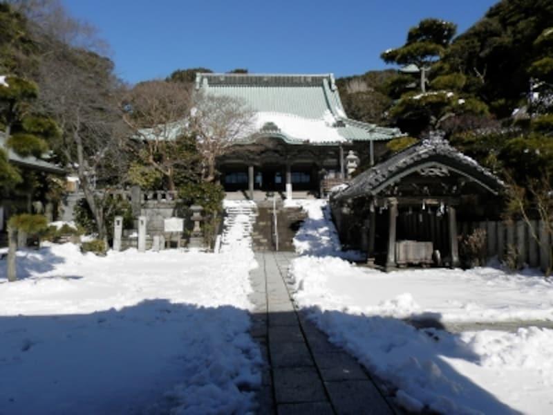 龍口寺の大本堂