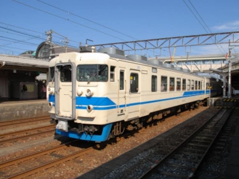 北陸本線の電車