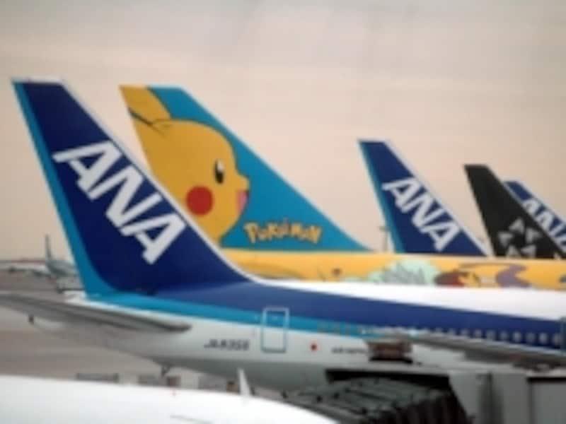 成田からデリーへは毎日直行便が飛ぶ