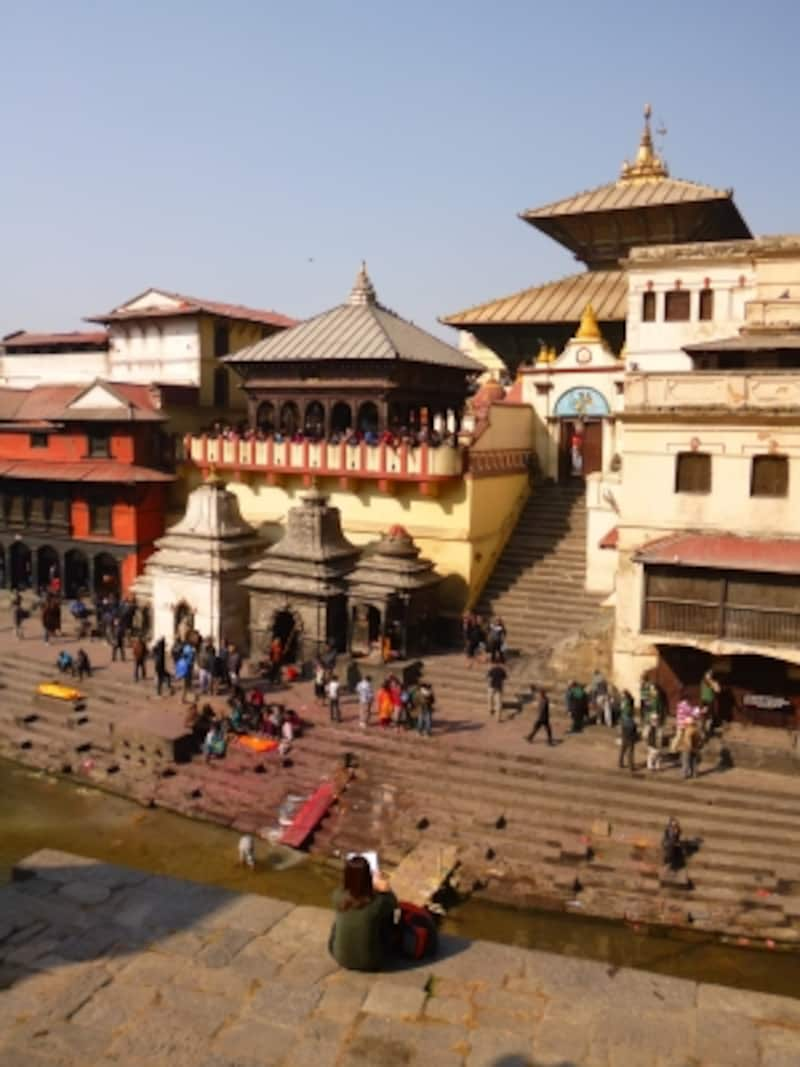 ヒンドゥー教寺院パシュパティナート
