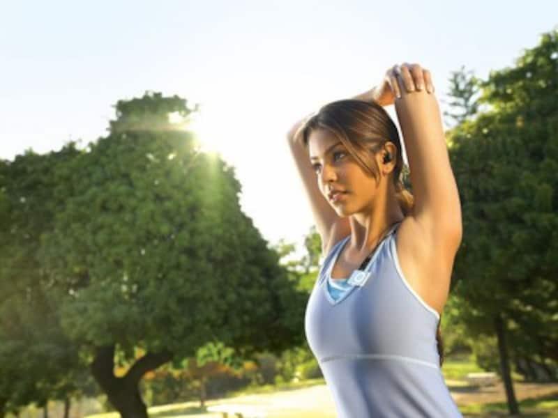 生活に運動を取り入れる