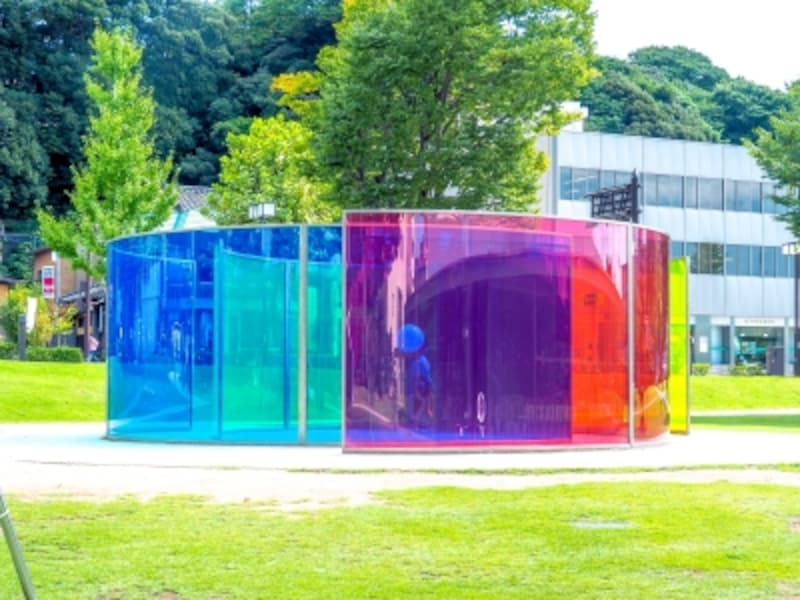 カラー・アクティヴィティ・ハウス@金沢21世紀美術館