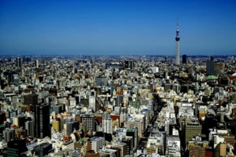 今、人口密集地域・東京で震災が発生したら、その被害は過去最大のものになる可能性が