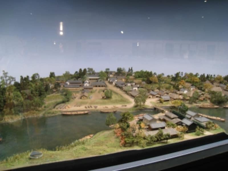 新河岸川の舟運とともに発展した川越