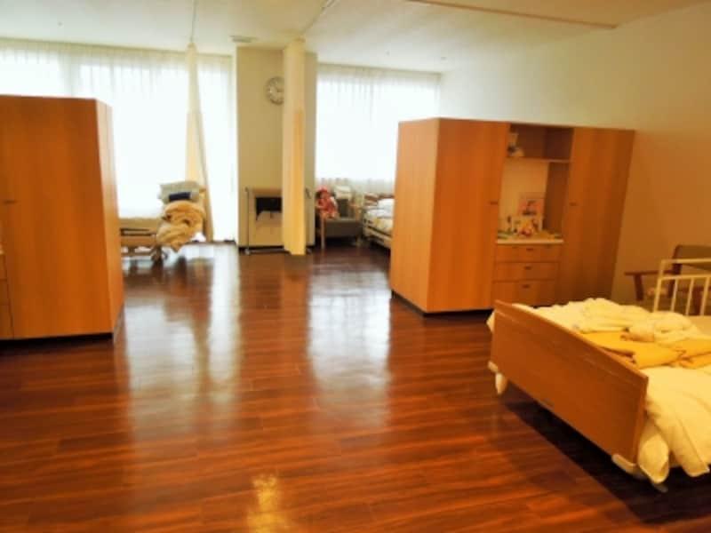 4人部屋の写真