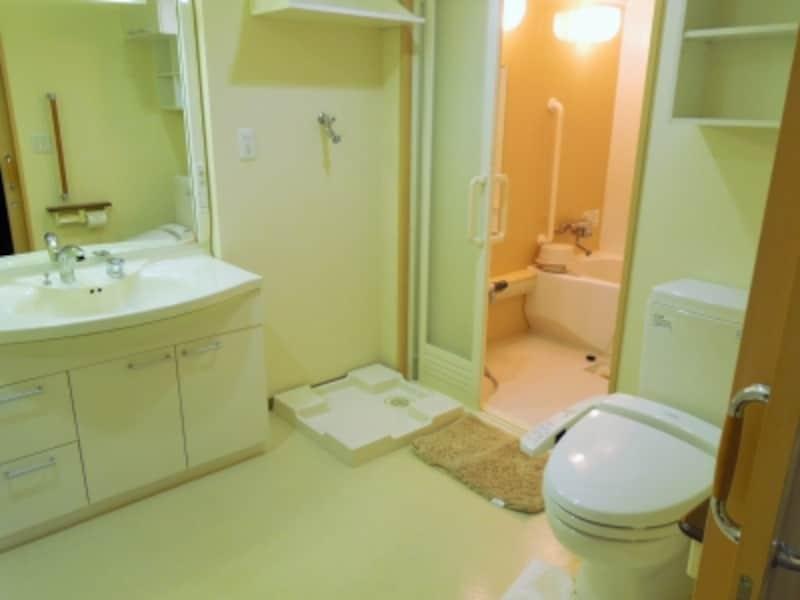 居室浴室写真