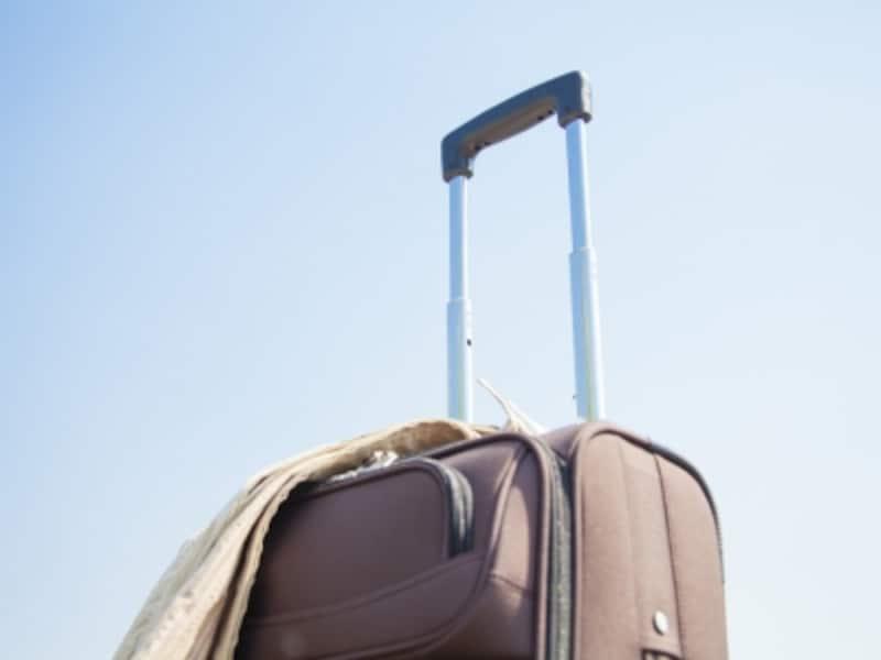 大きな荷物は、どこへ預ければいい?